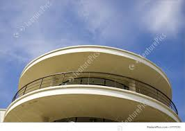 art deco balcony architectural details art deco balcony stock image i1777510 at