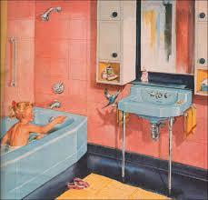 Bathroom Ideas Vintage Colors 28 Best Baños Vintage Images On Pinterest Vintage Bathrooms
