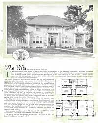 the aladdin villa from the 1918 catalog this shows the floor plan