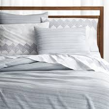 nasoni full queen duvet cover crate and barrel