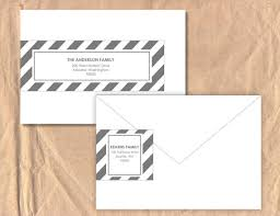 printable wrap around address labels stripe