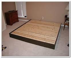 Diy Platform Bed Frame With Storage by Diy Platform Bed Woodworking Plans Platform Bed With Drawers