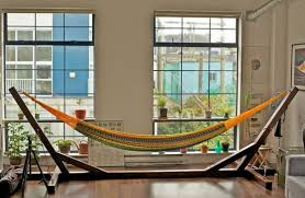 Diy Portable Hammock Stand How To Make Indoor Hammock Stand Without Any Professional Help