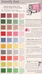 40 best 50s paint images on pinterest paint chips the blog and