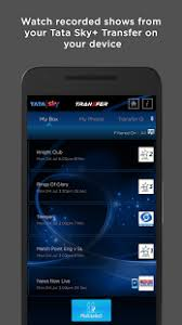 tata sky apk app tata sky mobile apk for windows phone android and apps