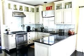 black and white kitchen decorating ideas white kitchen decor alund co
