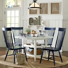 Nautical Dining Room Coastal Decor Inspiration From Birch Blue Dining Room