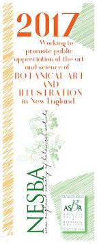 botanical sts nesba artists calendar 2017