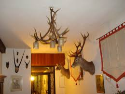 Traditional Dining Room Chandeliers by Dining Room Wonderful Wall Art With Exciting Antler Chandelier