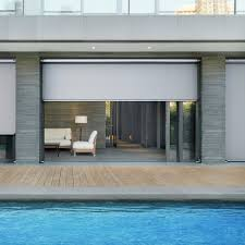 roller blinds canvas aluminum outdoor tolo gc gibus spa