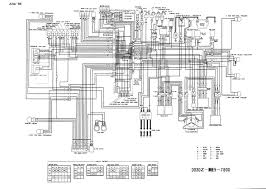 1984 honda shadow vt700 wiring diagram wiring diagram and schematic