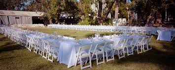 tent table and chair rentals chico party rentals