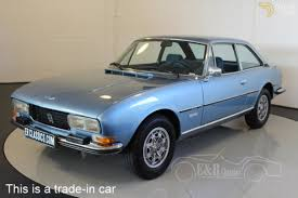 peugeot blue classic 1978 peugeot 504 v6 coupe for sale 3308 dyler