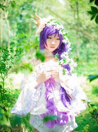 Rapunzel Halloween Costumes Love Live Tojo Nozomi Cosplay Costume Tojo Nozomi Rapunzel