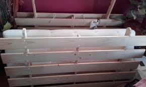 canap lit futon ikea canapé lit futon structure bois clasf