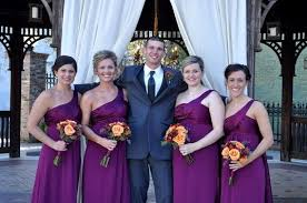 sangria bridesmaid dresses fall bridesmaids bouquets southern productions mississippi