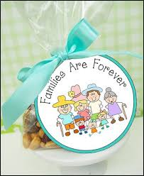 printable tag families are forever pinteres
