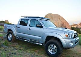 2016 tacoma roof light bar toyota tacoma roof rack accessories cosmecol