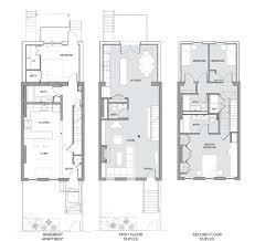 row home floor plan row home floor plan modern home floor plans best of row house