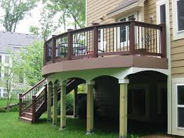 materials of backyard deck ideas comforthouse pro