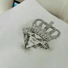 best 25 crown tattoos ideas on pinterest crown drawing queen