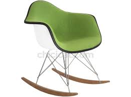 eames rar rocking chair upholstered replica nz cashmere 005 nzc gry
