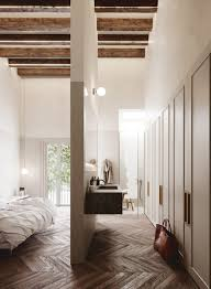 a highly curated interior where scandinavian functionalism and