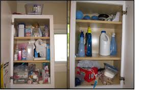 Laundry Room Detergent Storage by Everyday Organizing An Organized Laundry Room Making Over The