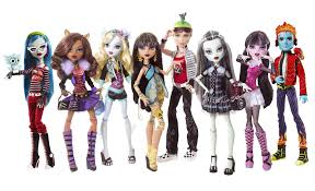 Halloween Monster High by Bora Writes On Monster High