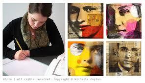 Caplan Art Designs Havemuse Michelle Caplan