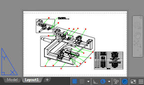 layout en autocad 2015 introduction to layouts and viewports autocad tutorial