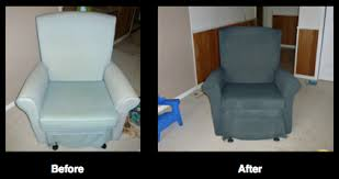 Fabric Paint Spray Upholstery Check Out This Awesome Chair Transformation By Sarah Welte