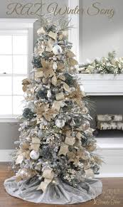 Christmas Trees And Decorations Online by Raz Winter Song Christmas Tree Http Www Trendytree Com Arboles