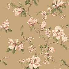 Magnolia Wallpaper by Ct0824 Callaway Cottage York Wallcoverings Ct0824 Callaway