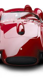 Download 1080x1920 Ferrari Classic Red Front View Supercar