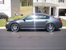 grey nissan maxima 4everballin 2007 nissan maxima specs photos modification info at