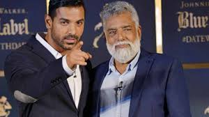 john abraham my father is my idol at johnny walker u0027s
