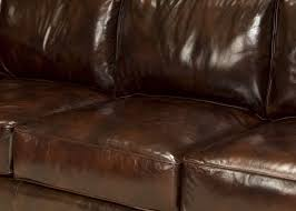 distressed leather chesterfield sofa living room new england newport large leather chesterfield sofa