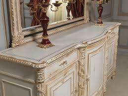 carved sideboard in louis xvi vimercati classic furniture