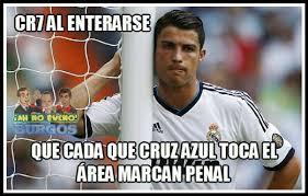 Memes Del America Vs Pumas - memes del cruz azul vs pumas tocando el balón 1