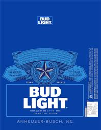 bud light beer alcohol content bud light to roll a texas label millercoors behind the beer