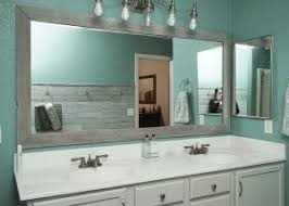 framed bathroom mirrors diy bathroom diy bathroom mirror frame mirrors design for in lanka