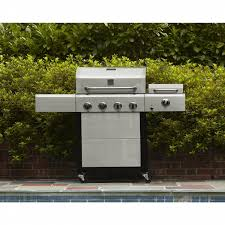 Backyard Grill 4 Burner Gas Grill by Kenmore 4 Burner Gas Grill With Steamer Limited Availability