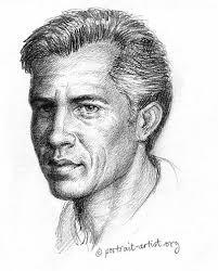 pencil sketch man by bearsclover on deviantart