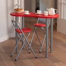 table d appoint cuisine ensemble table coin repas 2 tabourets maison futée
