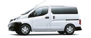 minivan nissan nissan nv200 combi mpv people carrier nissan