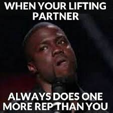 Gym Partner Meme - hilarious gym memes serious gym enthusiasts will crack up