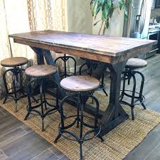 pub table and chairs with storage white pub table set bar table with stools great attractive bar table