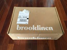 review brooklinen bed sheets at home in the future