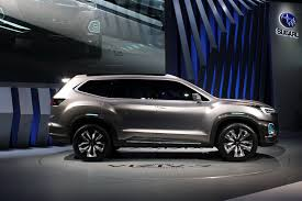 subaru suv sport 3 row subaru subaru ascent new subaru 3row suv nyias future cars